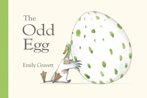 Emily Gravett The Odd Egg