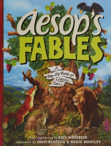Aesop Aesop's Fables A Pop Up Book Of Classic Tales