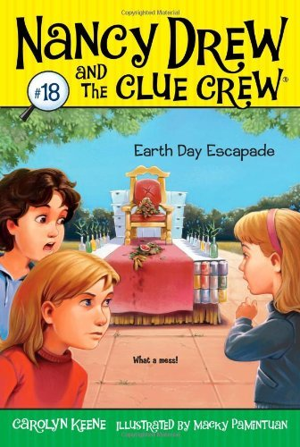 Carolyn Keene Earth Day Escapade