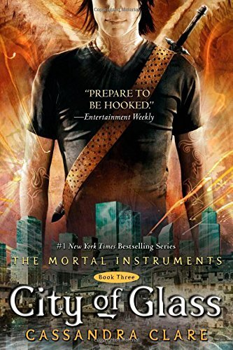 Cassandra Clare City Of Glass Reprint