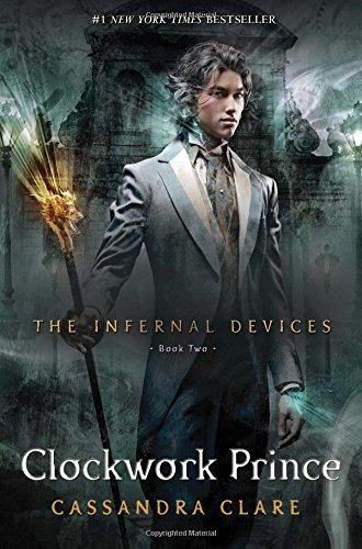 Cassandra Clare Clockwork Prince Collector's