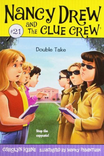 Carolyn Keene Double Take