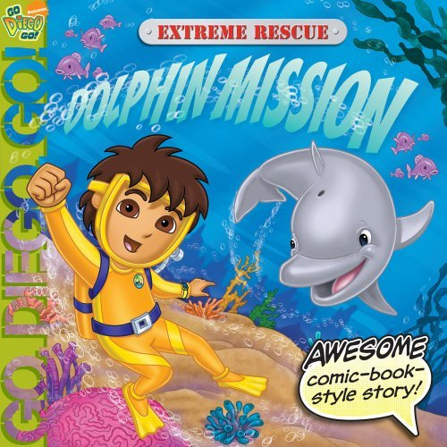 Erica David Extreme Rescue Dolphin Mission