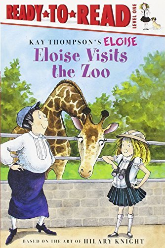 Kay Thompson Eloise Visits The Zoo