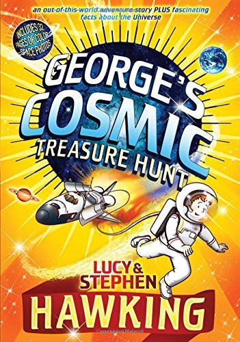 Lucy Hawking George's Cosmic Treasure Hunt