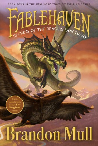 Brandon Mull Secrets Of The Dragon Sanctuary Fablehaven