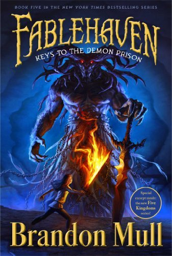 Brandon Mull Keys To The Demon Prison Fablehaven