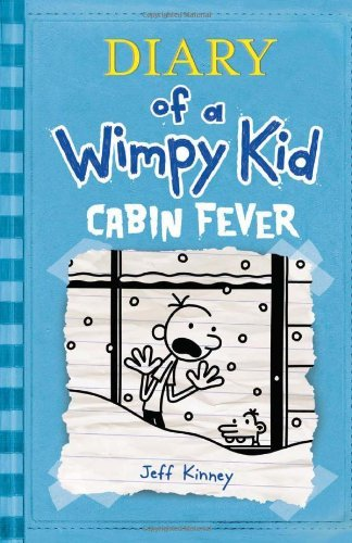 Jeff Kinney Diary Of A Wimpy Kid # 6 Cabin Fever