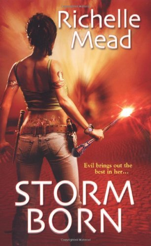Richelle Mead Storm Born
