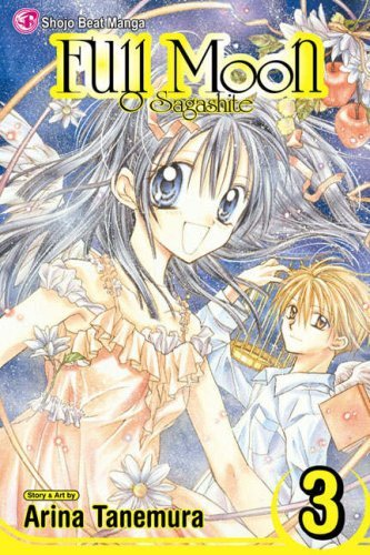 Arina Tanemura Full Moon Volume 3