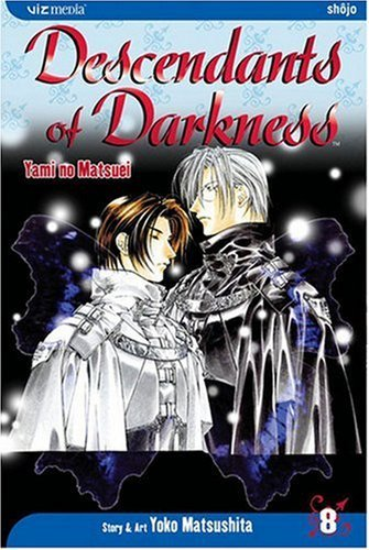 Yoko Matsushita Descendants Of Darkness Volume 8
