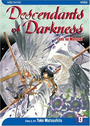 Yoko Matsushita Descendants Of Darkness Vol. 9