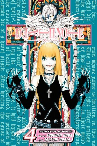 Tsugumi Aoba Death Note Volume 4