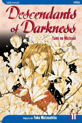 Yoko Matsushita Descendants Of Darkness Vol. 11