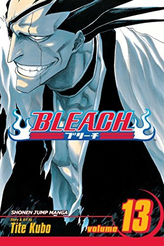 Tite Kubo Bleach Volume 13