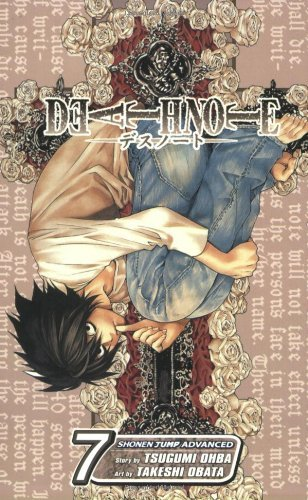 Tsugumi Ohba Death Note Volume 7