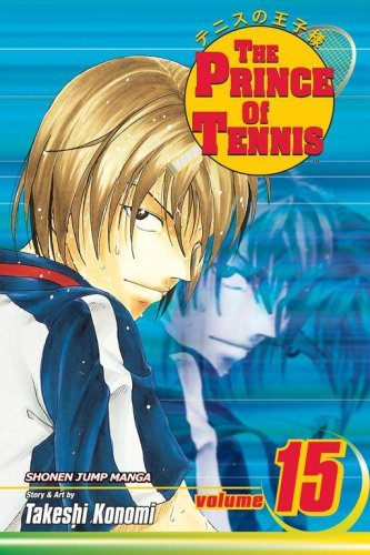 Takeshi Konomi The Prince Of Tennis Volume 15