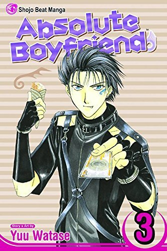 Yuu Watase Absolute Boyfriend Volume 3