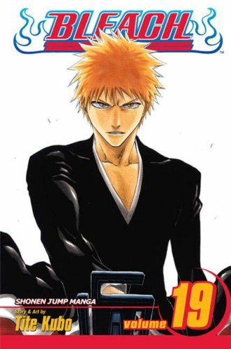 Tite Kubo Bleach Volume 19