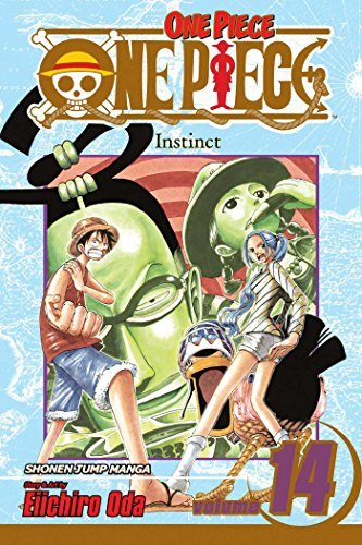 Eiichiro Oda One Piece Volume 14