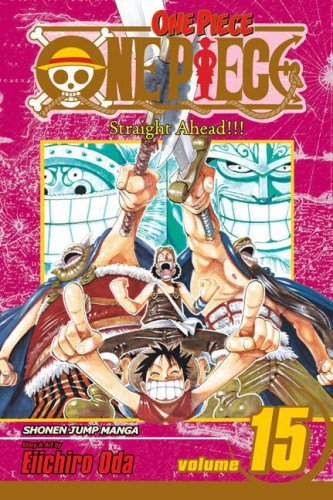 Eiichiro Oda One Piece Vol. 15
