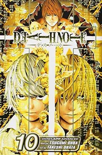 Tsugumi Ohba Death Note Volume 10