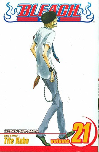 Tite Kubo Bleach Vol. 21