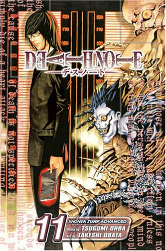 Tsugumi Ohba Death Note Volume 11