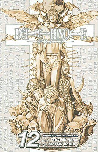 Tsugumi Ohba Death Note Volume 12