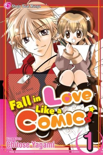 Chitose Yagami Fall In Love Like A Comic Volume 1