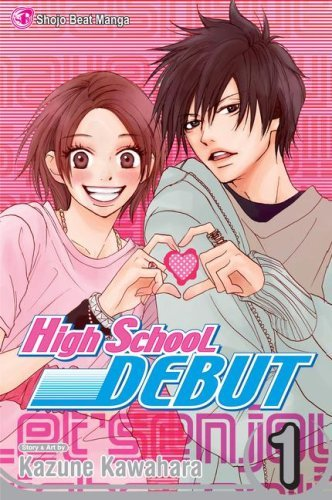 Kazune Kawahara High School Debut Volume 1