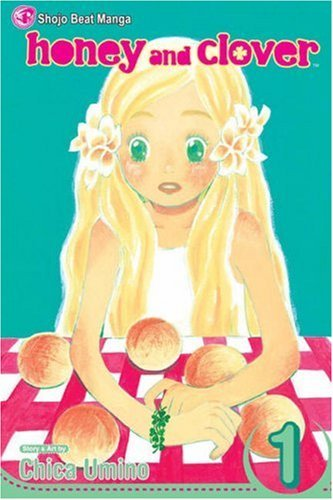 Chica Umino Honey And Clover Volume 1