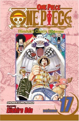 Eiichiro Oda One Piece Volume 17