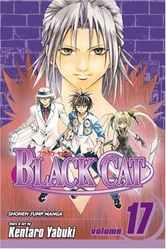 Kentaro Yabuki Black Cat Volume 17
