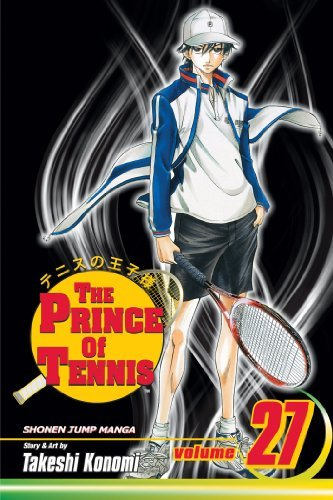 Takeshi Konomi Prince Of Tennis Volume 27 The