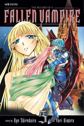 Kyo Shirodaira Record Of A Fallen Vampire Volume 5 The