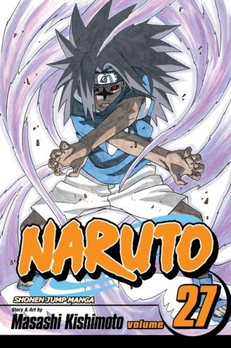 Masashi Kishimoto Naruto Volume 27 [with Collectible Stickers]