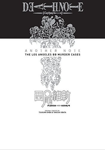 Nisioisin Death Note Another Note The Los Angeles Bb Murder Cases