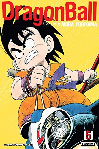 Akira Toriyama Dragon Ball Vol. 5 (vizbig Edition) The Fearsome Power Of Piccolo Original