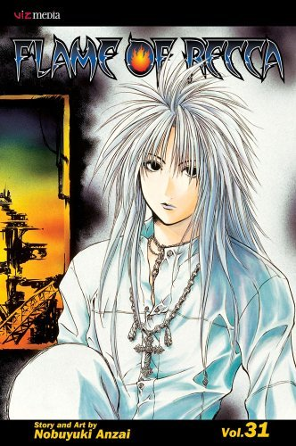 Nobuyuki Anzai Flame Of Recca Volume 31