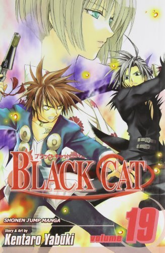 Kentaro Yabuki Black Cat Volume 19