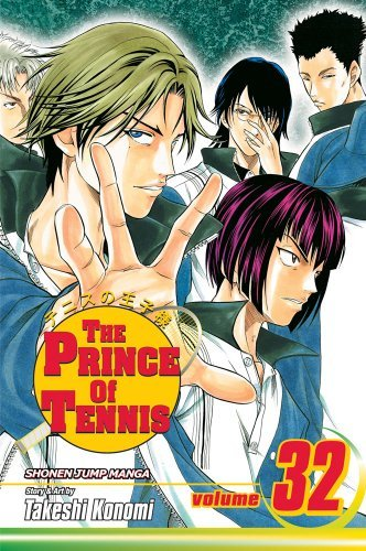 Takeshi Konomi The Prince Of Tennis Volume 32 Two Of A Cunning Kind