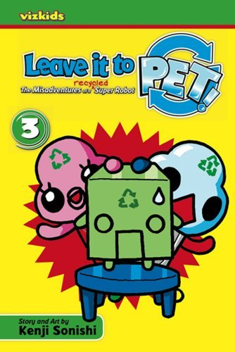 Kenji Sonishi Leave It To Pet! Vol. 3
