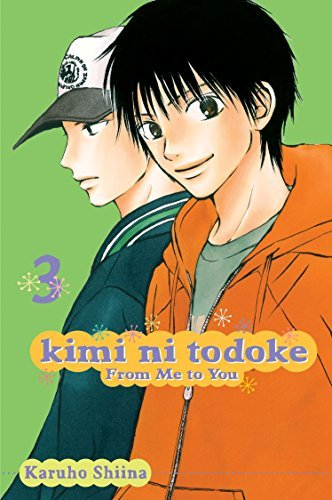Karuho Shiina Kimi Ni Todoke From Me To You Volume 3