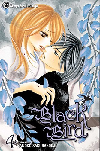 Kanoko Sakurakoji Black Bird Volume 4 Original
