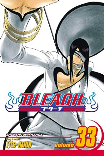 Kubo Tite Bleach Volume 33 The Bad Joke