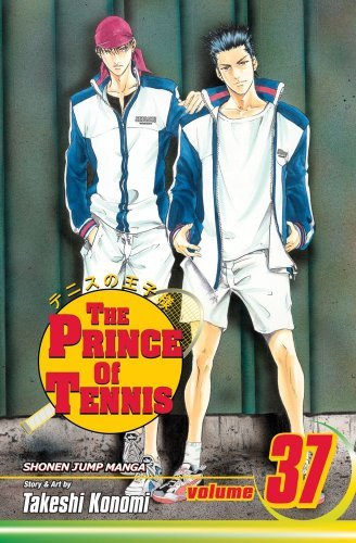 Takeshi Konomi The Prince Of Tennis Volume 37