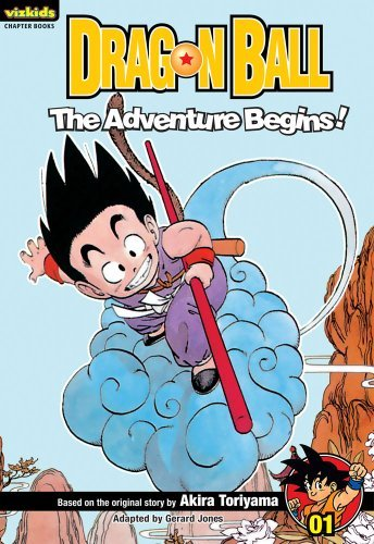 Akira Toriyama Dragon Ball Chapter Book Vol. 1
