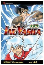 Comic Book Inuyasha Tp Vol 44