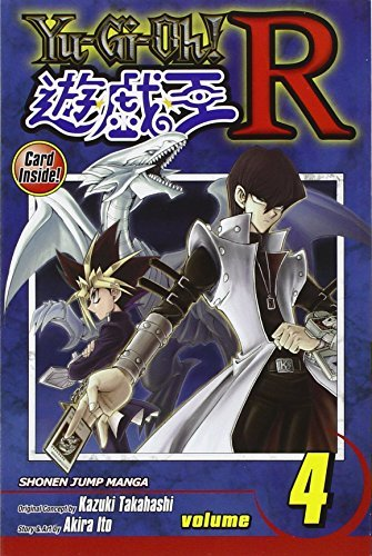 Akira Ito Yu Gi Oh! R Volume 4 Return Of The Dragon [with Cards]